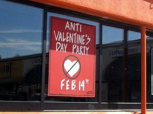 También puedes celebrar el anti San Valentín
