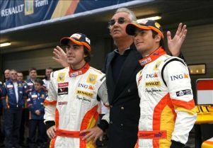 Alonso se baja el sueldo por la crisis
