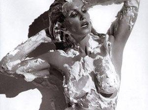 El desnudo de Cindy Crawford... �de infarto!