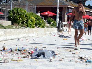Uno de cada diez españoles no irá a la playa por su deterioro