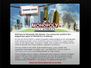 Juega al Monopoly a través de Google Maps