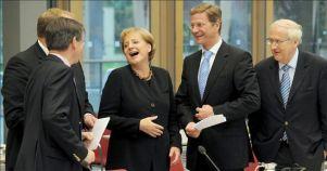 La futura coalición de Merkel sigue dividida sobre las rebajas fiscales