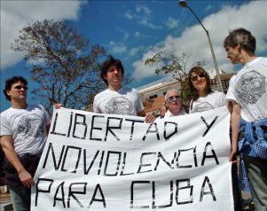 Estudiantes cubanoestadounidenses harán una campaña a favor de DDHH en Cuba