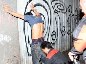 La delincuencia se endurece en Bilbao con atracos y tirones
