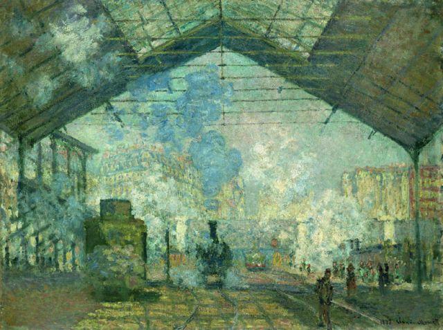 obras de monet. emblemáticas de Monet,