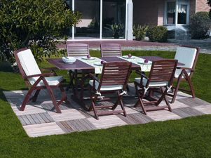Decora tu terraza con muebles 39 verdes 39 qu es - Decora tu terraza ...