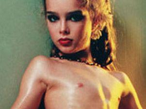 Brooke Shields y una foto desnuda a los 10 años que