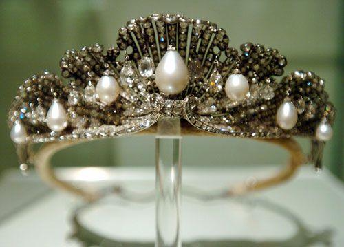 Las joyas reales | Qu&...