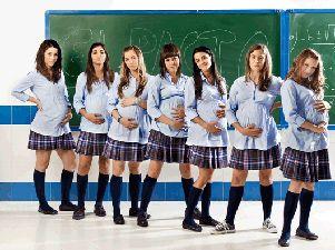 imagen, las siete protagonistas de 'El Pacto', la serie de Telecinco