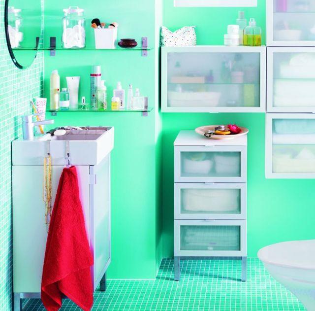 Nueva coleccion de baños de Ikea 2