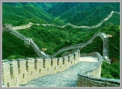 La gran muralla china qu es for Q es la muralla china