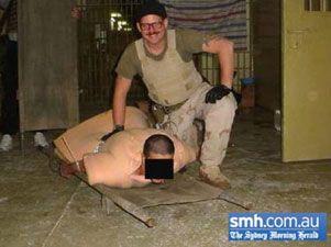 Fotos de tortura en irak 27