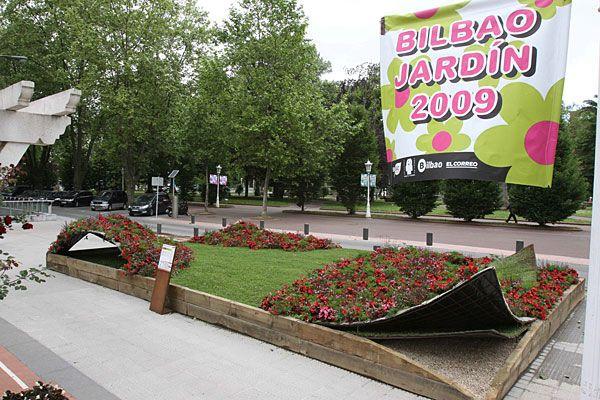 Concurso internacional de jardines de bilbao 2009 qu es for Jardines 6 bilbao