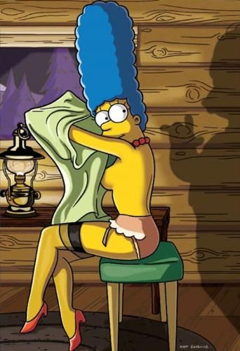 Marge Simpson Se Desnuda Para Playboy Foto Europa Press