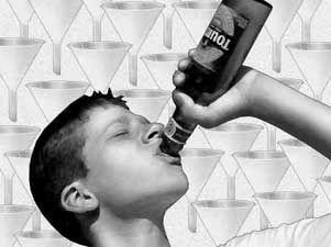 Como ayudar dejar beber a la persona