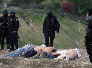 Asesinatos De Narcos En Mexico
