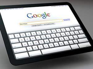 A Google no le asusta el iPad: lanzará su propia 'tableta'