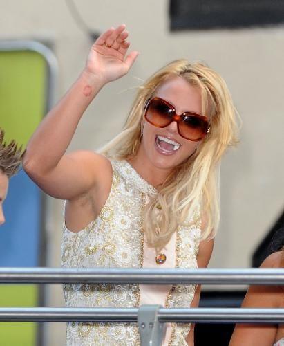 britney spears tatuajes. Aunque parecía que no iba con su estilo, Britney Spears terminó por tatuarse