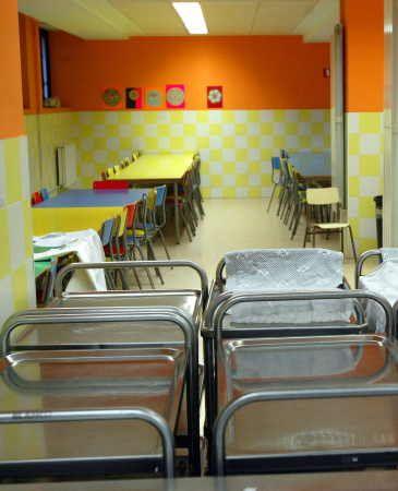 El 80 de los empleados de comedores se suma a la huelga qu es - Comedores escolares barcelona ...