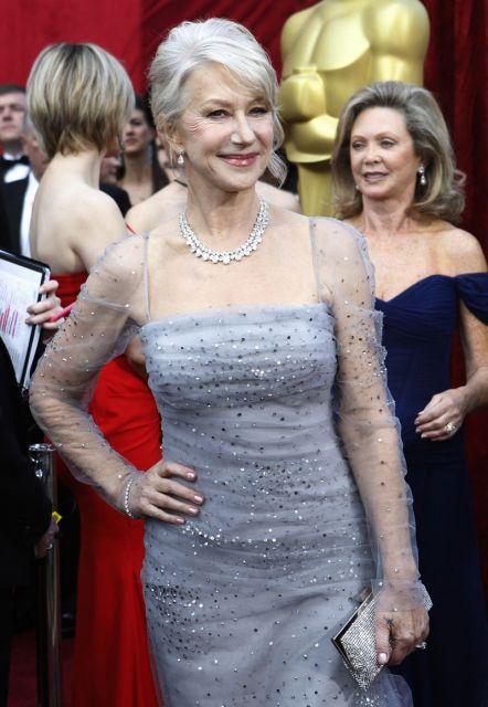 Helen Mirren nominada como mejor actriz en los Oscar 2010