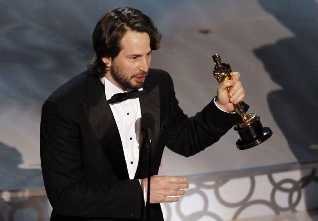 Mark Boal Oscar a Mejor Guión Original por 'En Tierra Hostil'