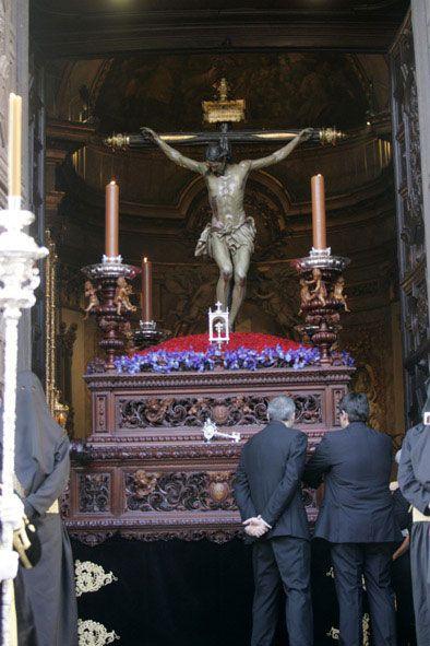 Semana Santa en Madrid: el Cristo de los Estudiantes