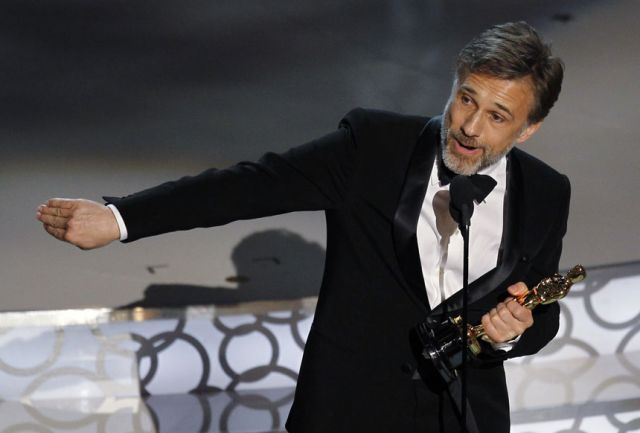 Christopher Waltz,Oscar al  mejor actor secundario 2010