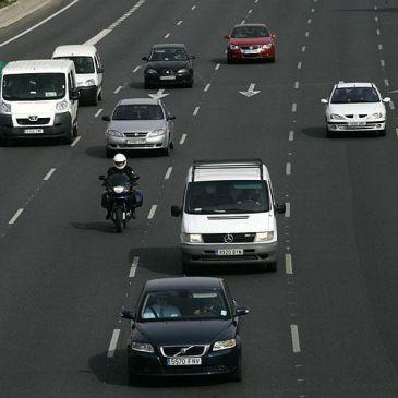 Obras Públicas rebajará el IMD de tráfico para incorporar más  carreteras autonómicas a los mapas de ruidos