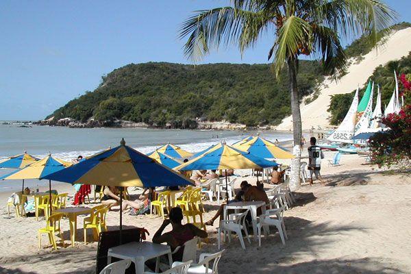 playa de punta negra en natal brasil foto ap quees