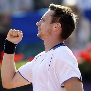 Soderling elimina a Federer en cuartos de final de Roland Garros