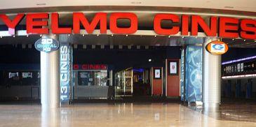 Real madrid barcelona salas cine qu es for Yelmo cines barcelona