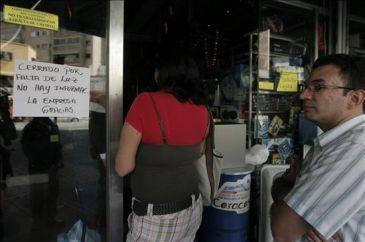 Chávez suspende el racionamiento eléctrico que afectaba al interior de Venezuela