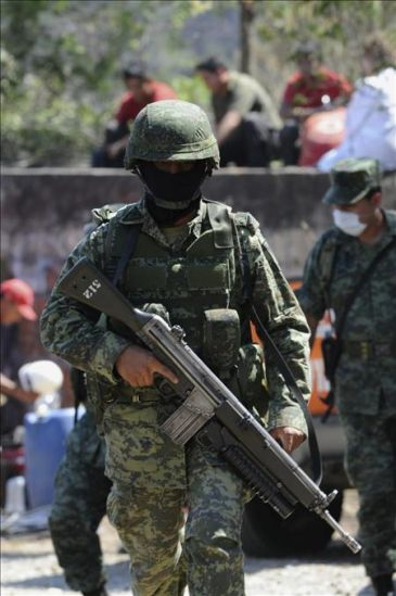Fotos de soldados mexicanos en accion 80