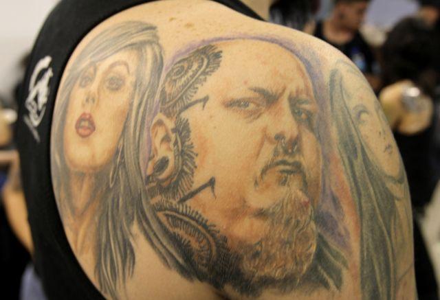 convencion de tatuajes. Convención Internacional de Tatuajes en Colombia