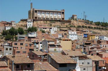 El Ayuntamiento de Fraga mejorará el alumbrado público del Casco Histórico con un presupuesto de 191.400 euros