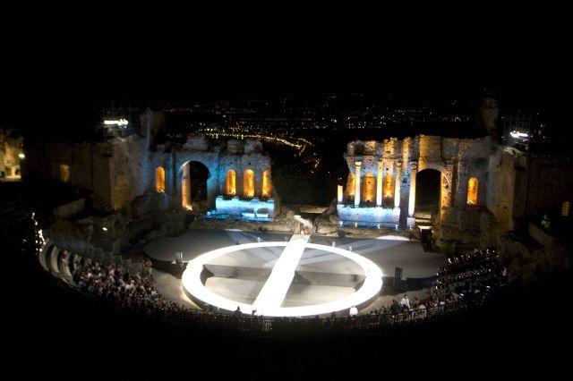 Multimedia: Desfilada de moda a Taormina