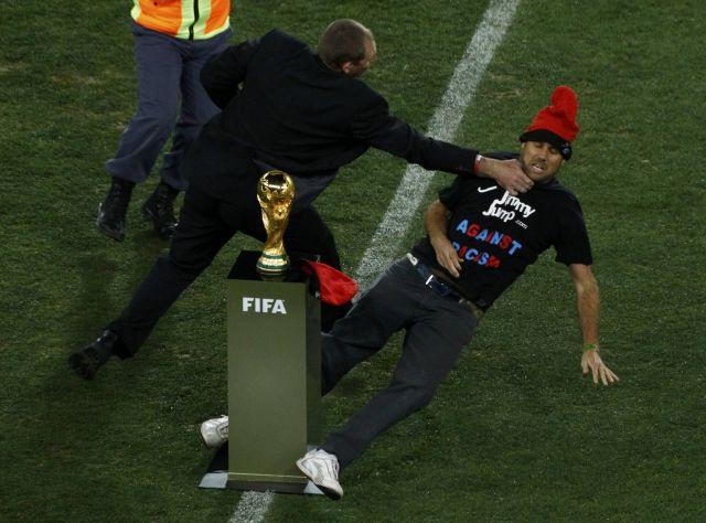 Las mejores fotos del mundial 2010