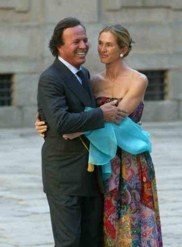 Julio Iglesias y Miranda podrían haberse casado en secreto
