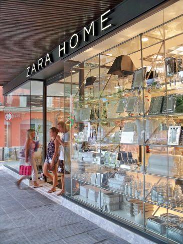 El segundo establecimiento de zara home en palma abre sus - Zara palma de mallorca ...