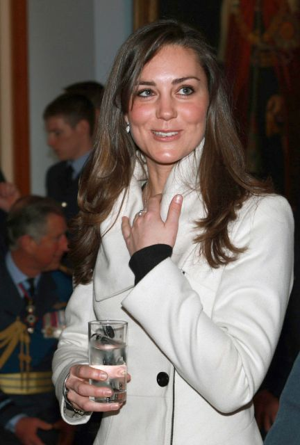 Kate Middleton, la princesa paciente