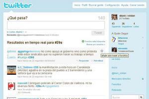 El paro, uno de los cinco temas más nombrados en Twitter a nivel mundial