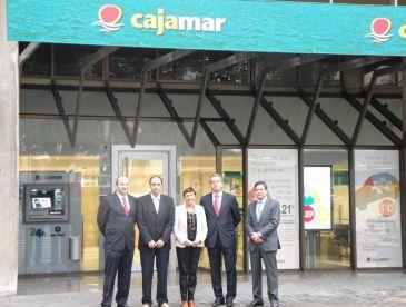 Cajamar abre su primera oficina en pamplona qu es for Oficinas bankia pamplona