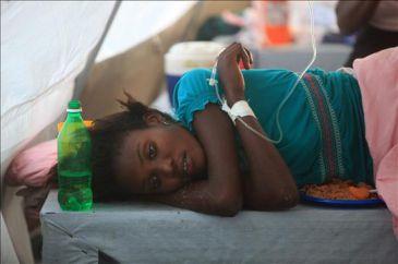 R.Dominicana reporta otros dos casos de cólera que eleva a seis los afectados