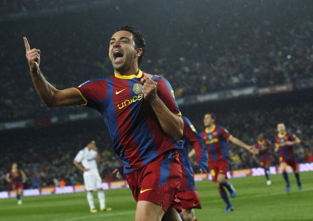 barcelona real madrid 4 640x640x80 Xavi is staying on for 1 more year at Barcelona [Sport]