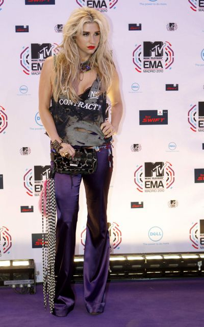 Kesha se ha definido como una can bal en la alfombra - Alfombra morada ...