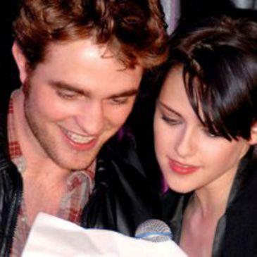 El rodaje de 'Crepúsculo' hace estallar los rumores de boda entre Kristen Stewart y Robert Pattinson