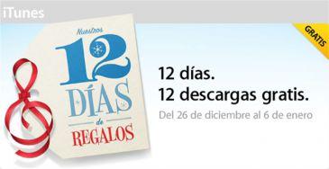 Apple regala Juanes en su primer día de promoción '12 días, 12 descargas gratis'  para iPhone, iPod Touch y iPad