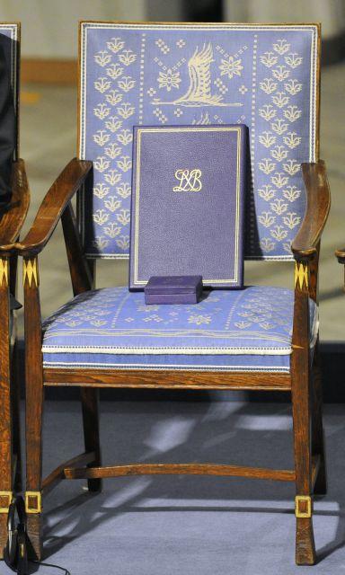 Premios nobel 2010 la silla vac a de liu xiaobo recibe el nobel de la paz qu es - La silla vacia ...