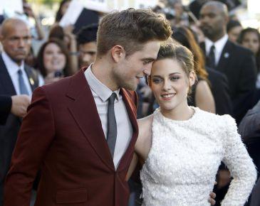 Kristen Stewart y Robert Pattinson, la pareja más fashion
