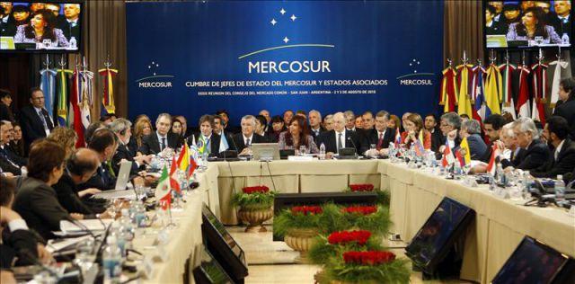 Mercosur y uruguay essay